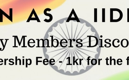 Join as a IID Members